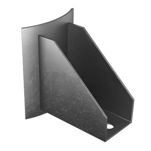 Лапа с накладкой для вертикальных трубопроводов